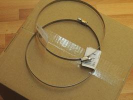 Schlauchbriden durchmesser 150 - 170mm