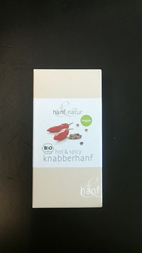Kanbberhanf Hot and Spicy