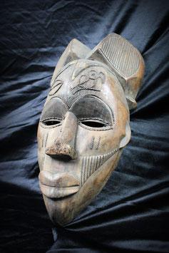 Mascara africana (Tikar - Camerún / Cameroon) African Mask