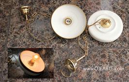 Extrañas lámparas (Bauscher Weiden) Strange lamps