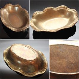 Pequeña bandeja de bronce / Small bronze tray