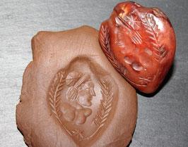 Sello - Amuleto Romano / Roman Stamp Seal - Amulet