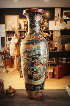 Jarrón / Vase ( SATSUMA Style )