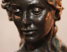 Escultura - Isabel M. Belsa 42 cm - Sculpture