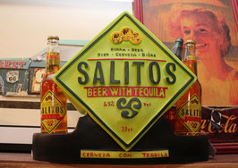 Luminoso publicidad SALITOS 80's