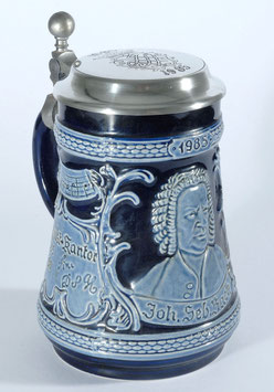 Bach Beer Stein from 1985