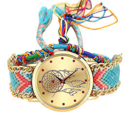 Montre Bresilienne Dreamcatcher