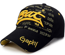 Casquette NEW-School  Yellow/Black