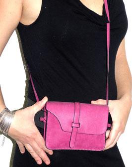 Mini Sac Fashion Pourpre