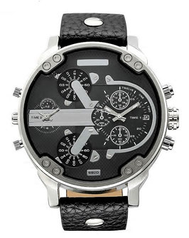Montre Homme Only The Brave - Chrome