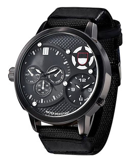 Montre Homme Only The Street - Black