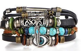 Bracelet TZY Hypnose Cuir