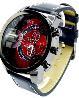 Montre Homme W-Look Rouge