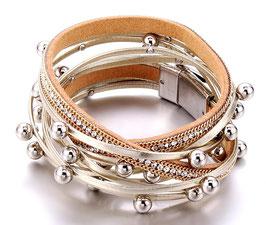 "Bracelet La Femme Fatale ""Nacre"""