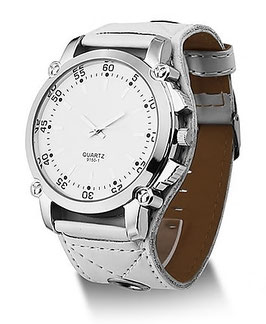 Montre Homme First  Blanche