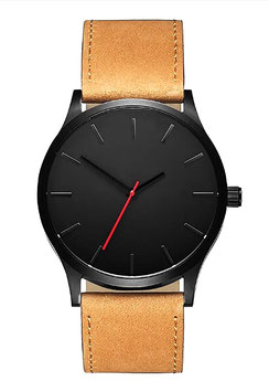 Montre Homme  Brown Business