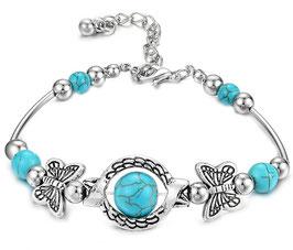 Bracelet Femme Rêve de Bohème Turquoise