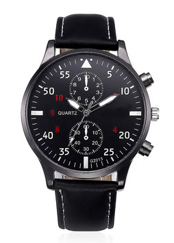 Montre Homme Black Aviator