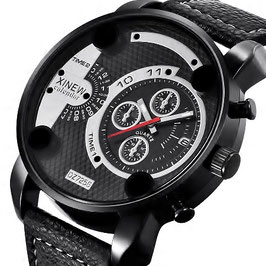 Montre H.Urban Society- Black
