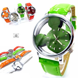 Montre Enfant Mouse Colors Verte