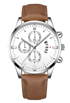 Montre Homme Exception White