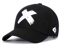 Casquette White Anarchy