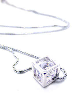 Collier Femme My Cube