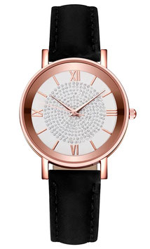 Montre F. Fabulous Women Black