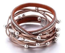 """Bracelet La Femme Fatale """"Cuivre"""""""