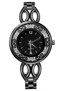 Montre Femme So Vintage Black