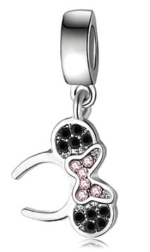 Charm Pendant Hey Minnie