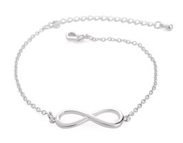 Bracelet Femme Infinity - Argenté