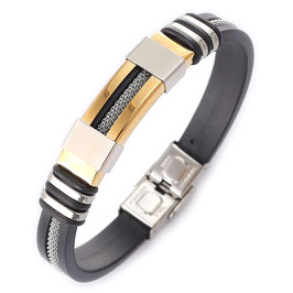 Bracelet Homme Street and City GOLD