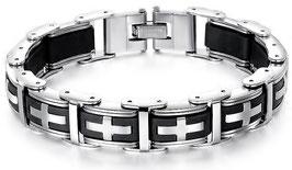 Bracelet H. Style & Steel
