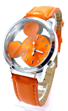 Montre Enfant Mouse Colors Orange