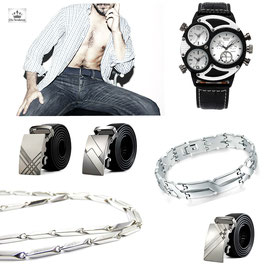 Les Indispensables Homme : Men's Steel