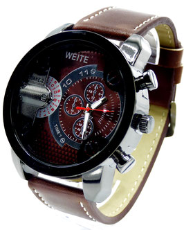 Montre Homme W-Look Brune