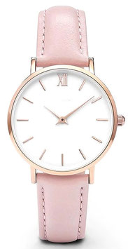 Montre F. Be Happy Pink
