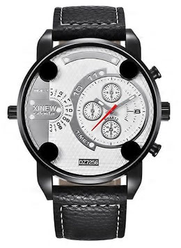 Montre H.Urban-Society White
