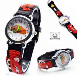 Montre Enfant Cars