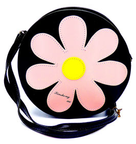 Sac à Main Flower Colors Rose