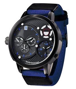 Montre Homme Only The Street - Blue