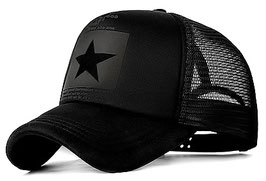 Casquette RISING STAR Black