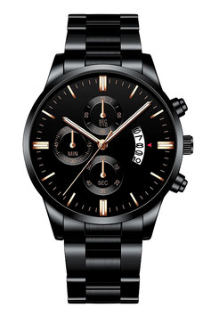 Montre Homme Black Raptor