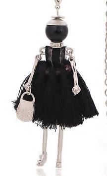 Sautoir Black Princesse