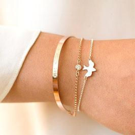 Bracelet Femme Freedom  Colombe