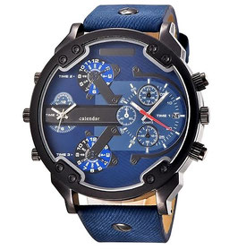 Montre Homme BOSS-Blue