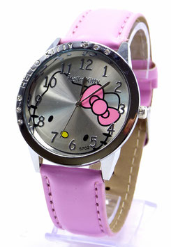 Montre Enfant Hello Kitty Pink