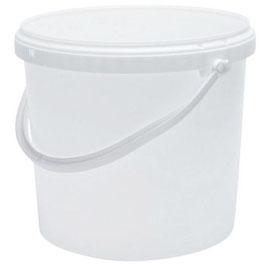 Kunststof emmer 10L (kleur wisselend, welke voorradig is)