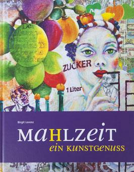 """Buch """" Mahlzeit ein Kunstgenuss """""""